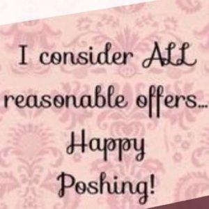 Other - Reasonable offers considered! 😊
